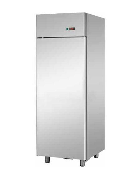 armadio frigorifero congelatore inox professionale 1 porta lt 700