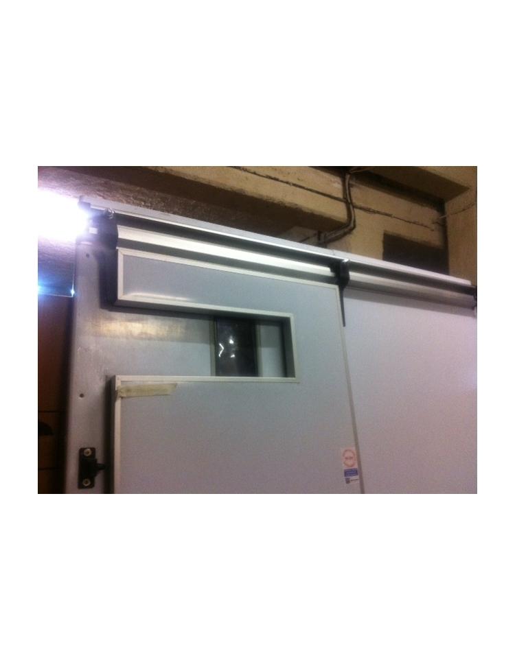 Angolo dell 39 usato parete per cella frigorifera con porta scorrevole nuova dina forniture - Parete attrezzata con porta scorrevole ...
