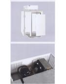 Cella frigorifera con motore cm. 100x100x212h