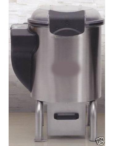 Pelapatate Kg 5-Con cassetto e filtro incluso - TRIFASE