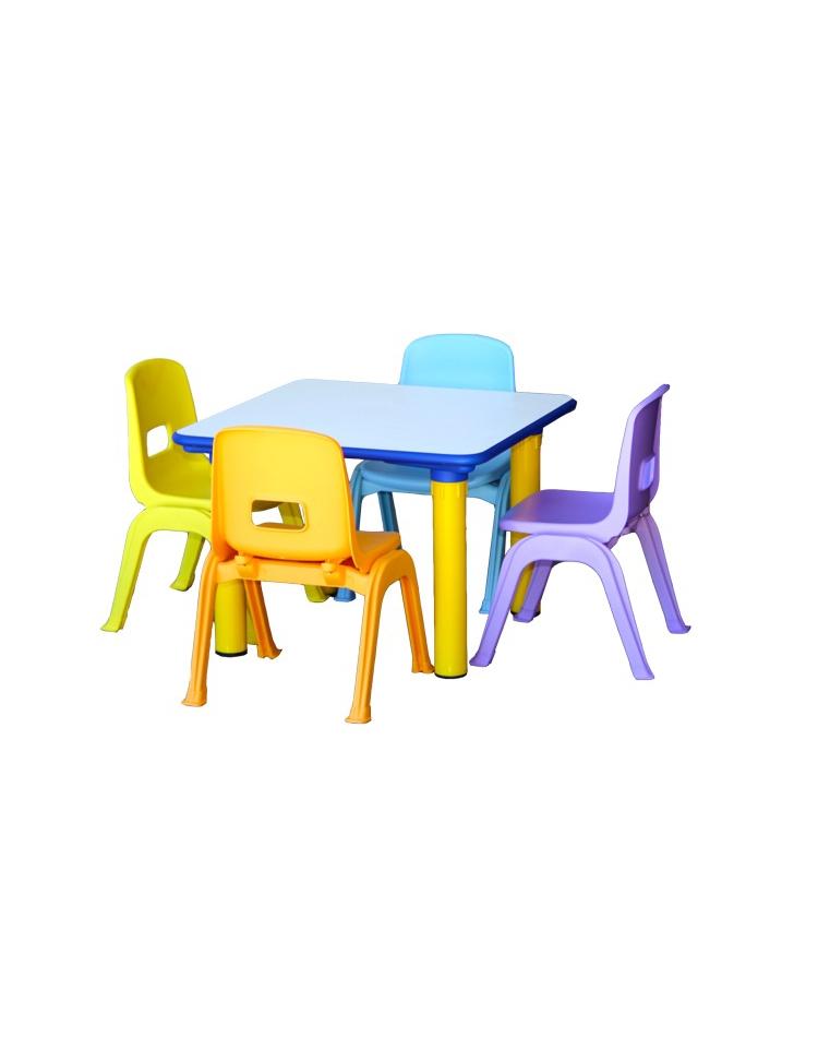 Sedia polipropilene per infanzia altezza cm 30 for Altezza sedia
