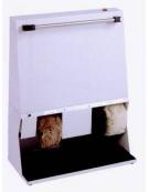 Macchina pulisciscarpe - Con dosatore per crema