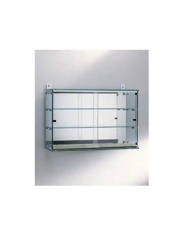 Vetrina pensile dimensioni cm. 78x25x55h