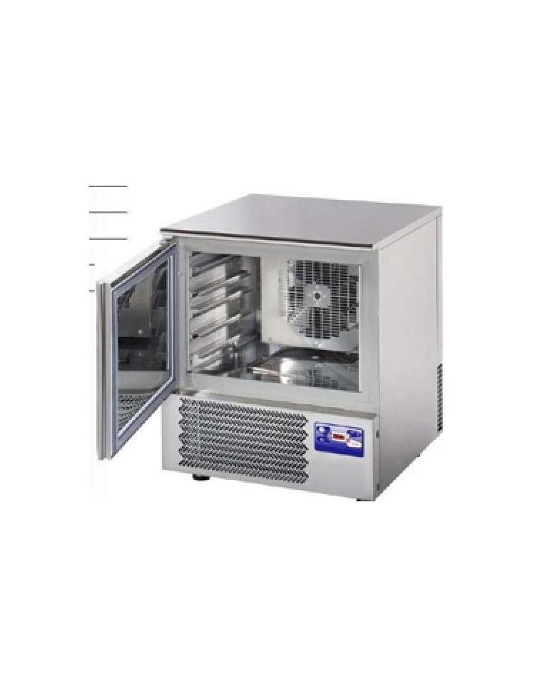 Abbattitore di temperatura per pesce crudo da 3 teglie gn for Abbattitore usato