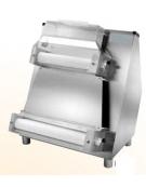 Stendipizza per pizze tonde - Inox - Rulli paralleli - Da cm. 42