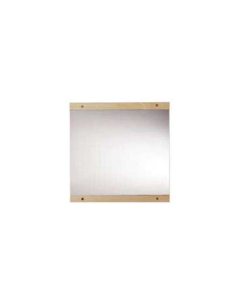 Pannello Sensoriale Del Tatto Specchio Cm 40x40h