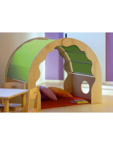 Tappeto per tana ad arco for Planimetrie per cabine ad arco