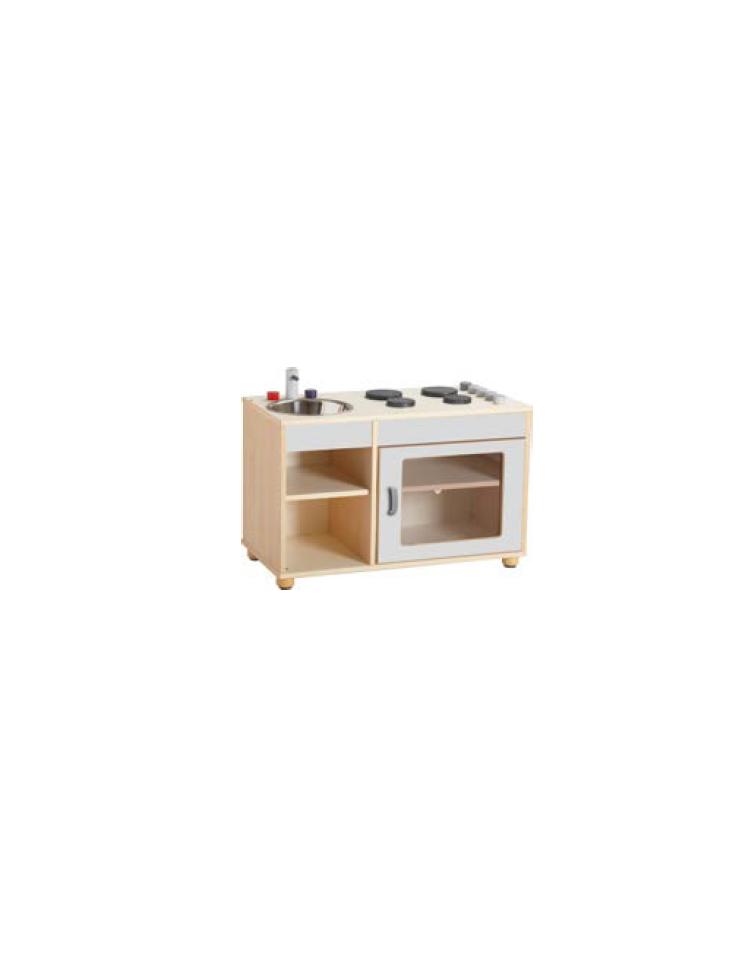 Mobile Cucina Con Lavello Cm 85x41x54h