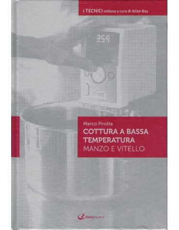 Libro cottura basse temperature Manzo-Vitello