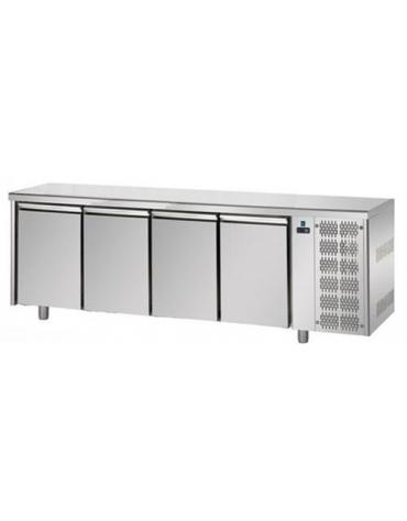Tavolo freddo refrigerato 4 Porte