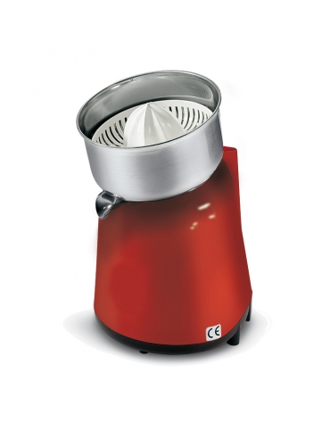 Spremiagrumi elettrico professionale bar automatico con micro - Colore Rosso