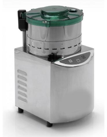 Cutter professionale da cucina Litri 5 con vasca estraibile - Monofase