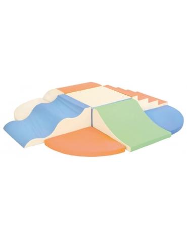 Modulo Base Soft - Kit 9 Pezzi