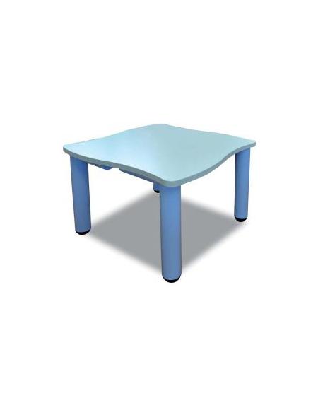 Tavolo sagomato quadrato 4 posti cm 65 x 65 x 46 52h - Tavolo 14 posti ...
