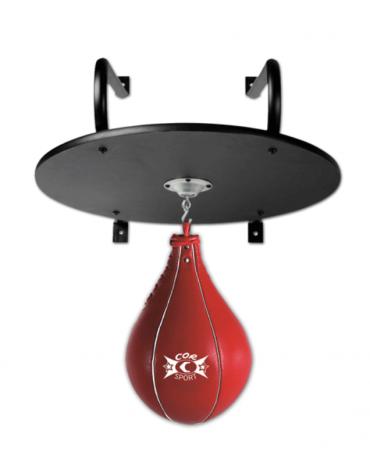 Piattaforma per punching ball, completa di pera
