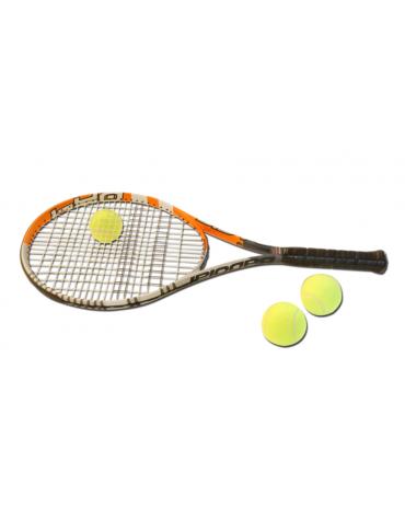 Confezione di 3 palline tennis regolamentari