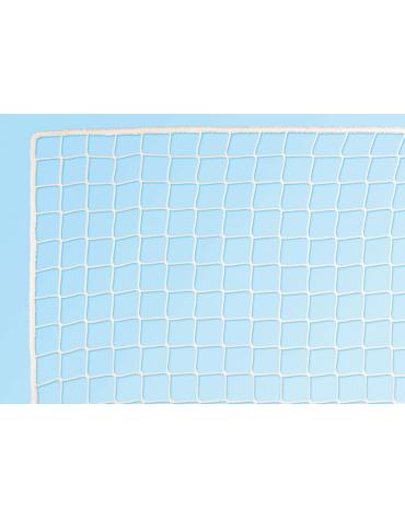 Coppia reti per porte hockey su prato in nylon, regolamentari