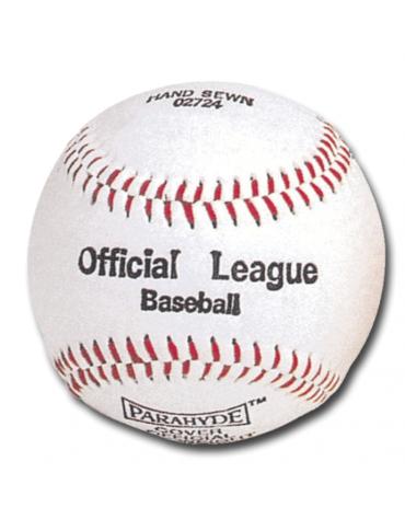 Palla rivestita in pelle sintetica per baseball