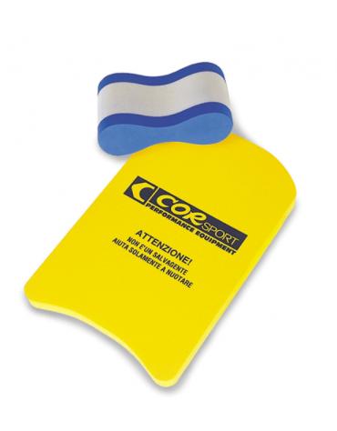 Tavoletta nuoto in EVA monoblocco per esercizi di apprendimento