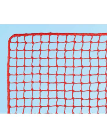 Coppia reti in polietilene per porte pallanuoto diametro mm 5, dimensioni regolamentari