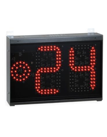 """Coppia indicatori 24/14"""" FS-24S-H20, dimensioni cm 40x30 con cifre altezza cm 20"""