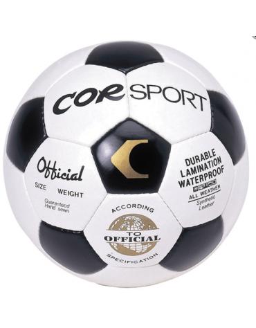 Pallone calcio da allenamento in pelle sintetica, misura 5