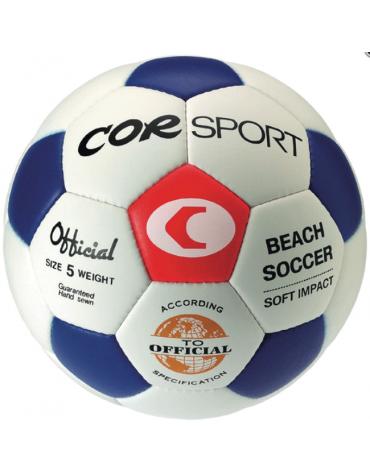 Pallone  in pelle sintetica super soft per beach soccer