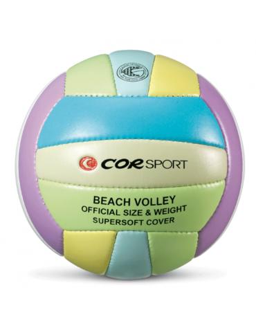 Pallone beach volley super soft in pelle sintetica