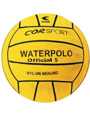 Pallone pallanuoto maschile in gomma-nylon