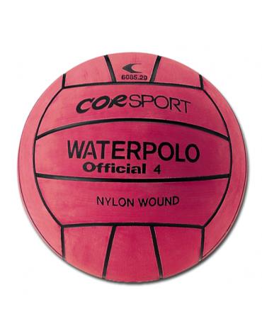 Pallone pallanuoto femminile in gomma-nylon