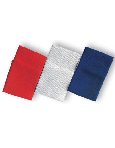 Fascia da capitano in tessuto elastico con velcro