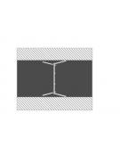 ALTALENA CALIFORNIA 2 POSTI (sedili a gabbia)