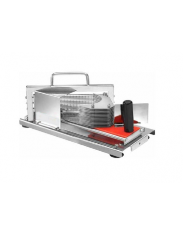 Tagliaverdure professionale manuale - Spessore taglio mm 4