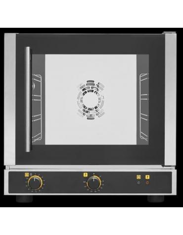 Forno ventilato a convezione 4 teglie 429 x 345 mm
