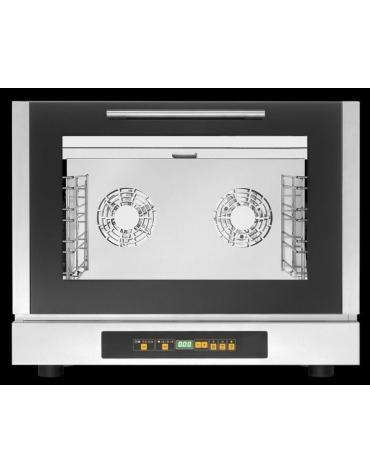Forno elettrico a convezione digitale 4 Teglie Gastronomia