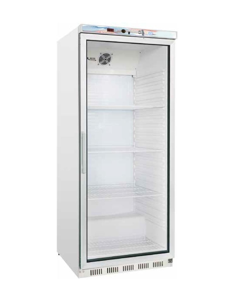 armadio frigorifero 1 porta cm 77 7x69 5x189 5h esterno inox temperatura 2 10 c. Black Bedroom Furniture Sets. Home Design Ideas