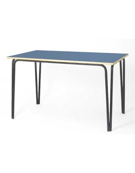Tavolo mensa otto posti doppia gamba cm 180x80 - Tavolo 14 posti ...