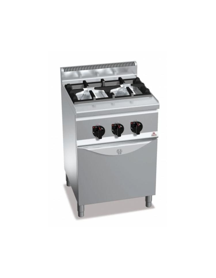 Cucina a gas 2 fuochi da 9 5 kw con forno a gas da 3 5 kw linea fuochi in linea - Cucina a gas 5 fuochi ...