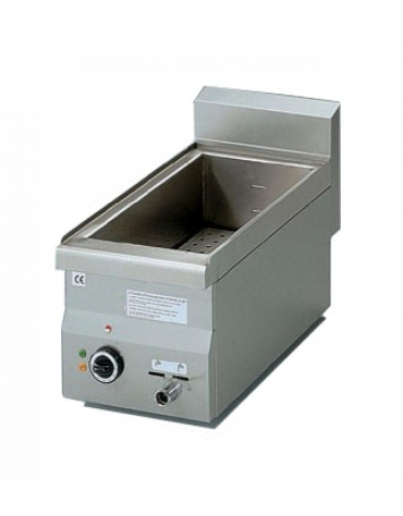 Bagnomaria elettrico 1 vasca gn h.15 - cm 30x60x28h
