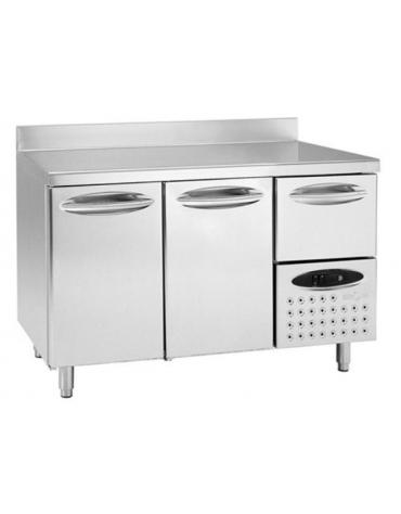 Tavolo refrigerato cm. 132x70x85h