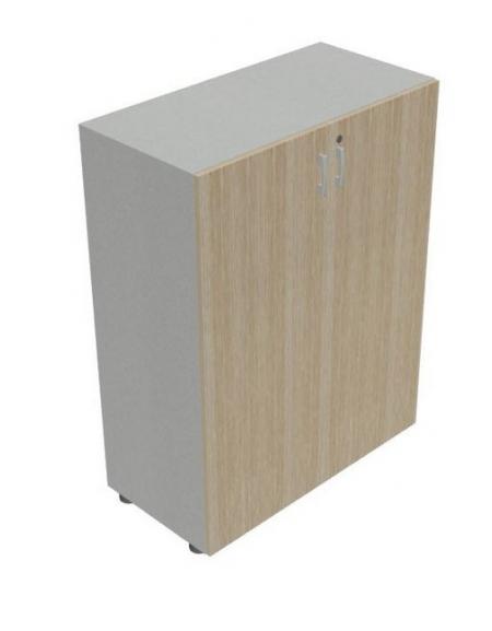 Mobile armadio medio per ufficio da cm. 90 ante legno - Mobili ...