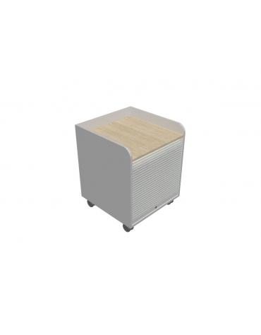 Mobile con serrandina - cm 80x60x75