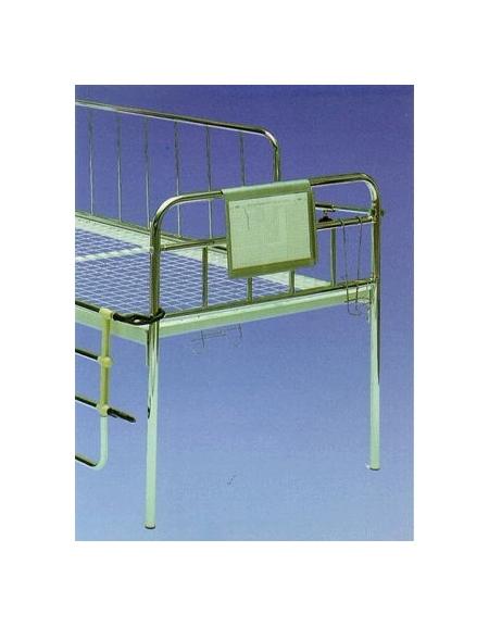 Portacartella clinica da letto arredamento ospedaliero for Arredamento sanitario