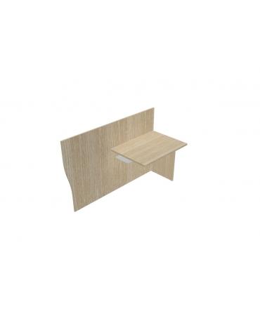 Reception laterale - cm 165x67x120