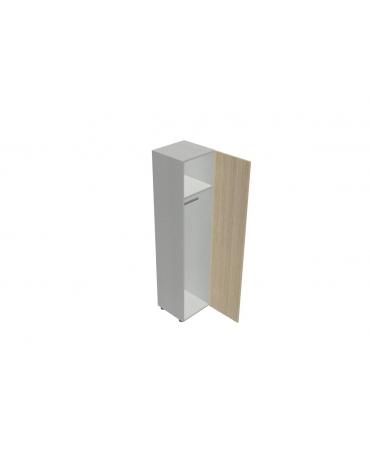 Contenitire alto porta abiti - cm 45X45X196