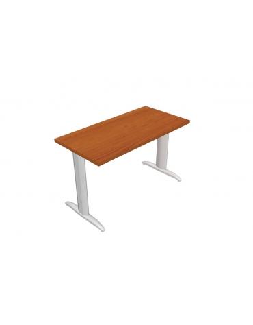 Dattilo - scrivania - gamba a T - cm 120x60x72h