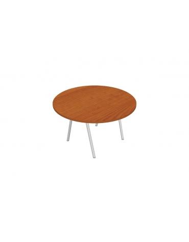 Tavolo riunione circolare - diametro 130x72h