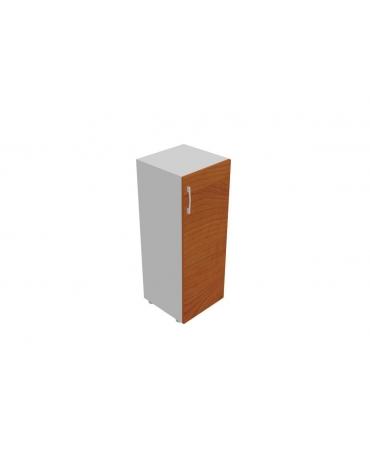 Contenitore medio con anta in legno senza serratura - cm 45x45x119h