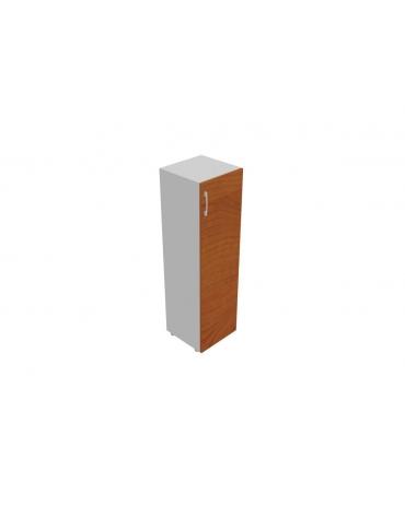 Contenitore medio alto con anta in legno senza serratura - cm 45x45x157h