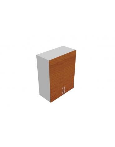 Contenitore medio - anta legno con serratura sovrapposta - cm 90x35x119h